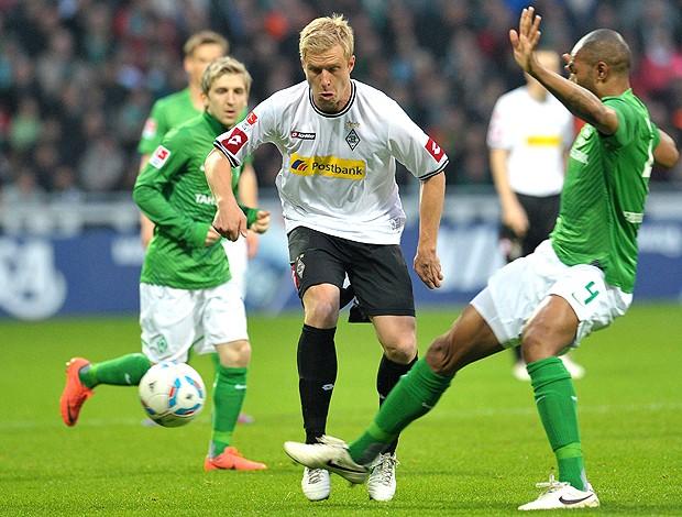 Naldo do Werder Bremem (Foto: EFE)