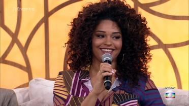 Juliana Alves já suspeitava de gravidez no Carnaval