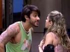 Ana Paula descarta amizade com Renan, mas admite: 'É bem gostoso'