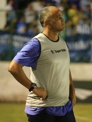 Murici x CSA - Semifinal Campeonato Alagoano - Oliveira Canindé (Foto: Ailton Cruz/ Gazeta de Alagoas)