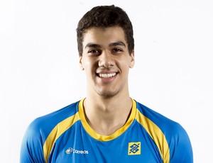 Zé, seleção brasileira handebol (Foto: Divulgação/CBHb)