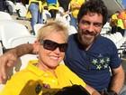 Vai ter Copa! Famosos declaram torcida pelo Brasil no dia de abertura do mundial