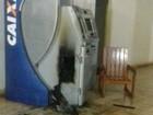 Caixa eletrônico é arrombado com maçarico na prefeitura de Iracema, RR