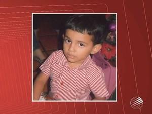 Gabriel Siquara Costa morreu afogado em Ilhéus. (Foto: Imagens/Tv Bahia)