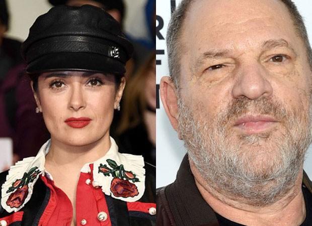Salma Hayek diz que Harvey Weinstein ameaçou matá-la