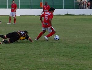 Auto Esporte 3 x 1 Paraíba de Cajazeiras, 18ª rodada do Campeonato Paraibano (Foto: Larissa Keren)