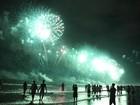 Queima de fogos na virada do ano em Santos será dividida em três 'etapas'