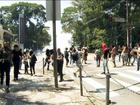 Protesto de estudantes da rede estadual tem confronto em São Paulo