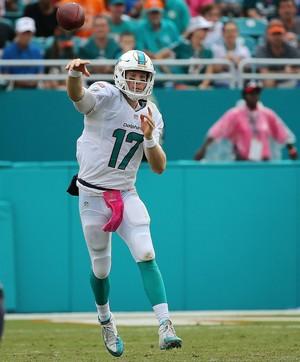 Miami Dolphins x Houston Texans - Ryan Tannehill (Foto: Mike Ehrmann / Getty Images)