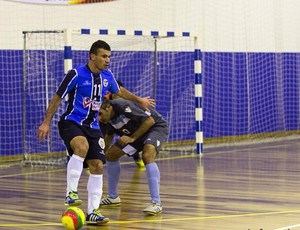 Do anonimato no Brasil à estrela em PO: Jogador de futsal brilha em Lisboa (Foto: Reprodução/Facebook)