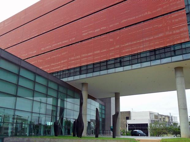 Sede da Câmara Legislativa do Distrito Federal (Foto: Raquel Morais/G1)