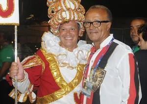 Carnaval - Sapucaí - Desfile Imperatriz - Jayme de Almeida (Foto: André Durão)