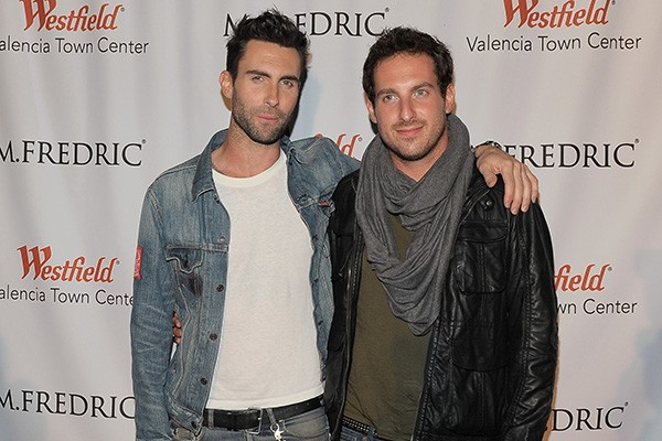 Adam e Michael Levine (Foto: Getty Images)