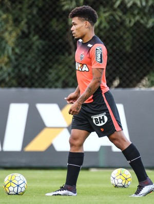 Júnior Urso; Atlético-MG (Foto: Bruno Cantini/Atlético MG)