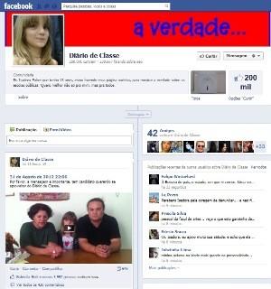 Isadora postou quatro vídeos na sexta-feira (Foto: Reprodução Facebook)