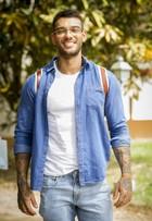Lucas Lucco movimenta redes sociais com participação em 'Sol Nascente'
