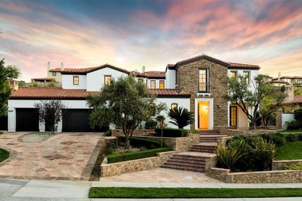 Casa de Kylie Jenner (Foto: Reprodução/ Compass)
