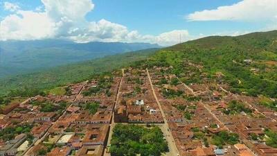 Colômbia (Foto: Rede Globo)