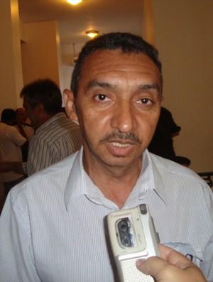 Gilberto Popó, presidente da Lifaer (Foto: Ribamar Rocha)