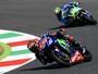 Viñales supera Rossi novamente e largará na pole position no GP da Itália