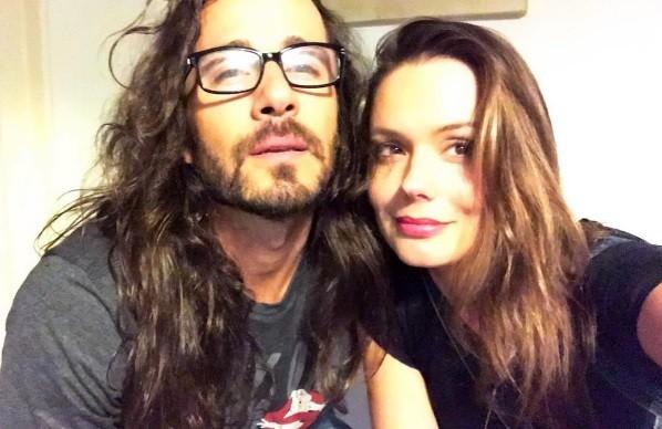 Graziela Schmitt e o marido Pedro Leal (Foto: Reprodução / Instagram)