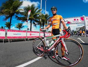 Kleber Ramos Tour do Rio ciclismo 2013 Cascavel  (Foto: Graziella Batista / MPIX )