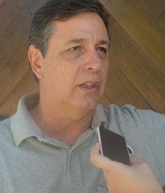 Toninho Moura apresentação Joseense (Foto: Silas Pereira)