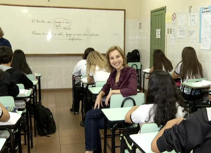 'Revista' deste sábado (24) vai voltar às escolas para falar sobre os professores (Foto: Rio Sul Revista)