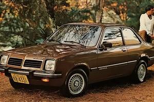 Chevrolet Chevette 1981 (Foto: Chevrolet)