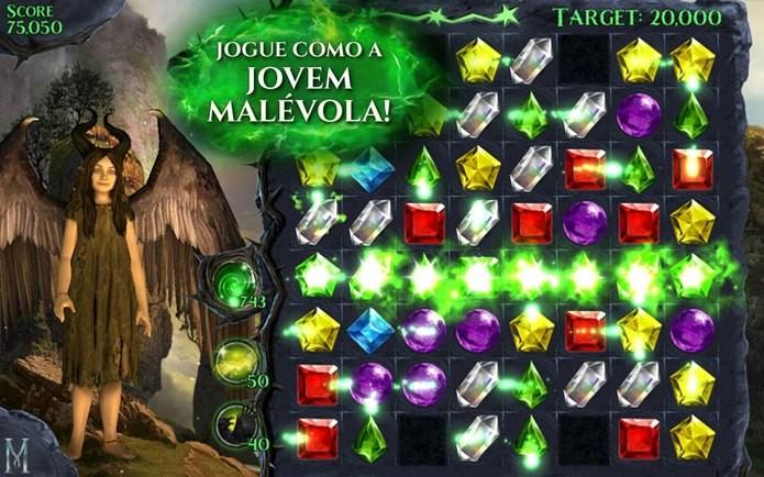 Malevola Free Fall é o jogo do novo filme da Disney (Foto: Divulgação)