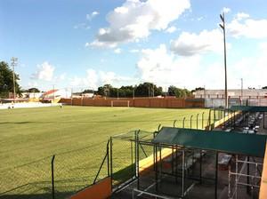 Estádio Presidente Eurico Gaspar Dutra (Dutrinha), em Cuiabá. (Foto: Guilherme Filho/Secom-MT)