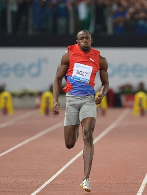 Bolt - Roma (Foto: Ag&#234;ncia AFP)