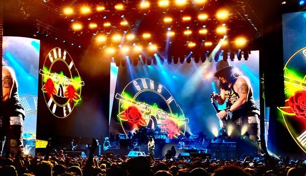 Guns n'Roses (Foto: Getty Images)