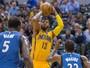 George explica desejo pelos Lakers, mas fala em permanência no Thunder