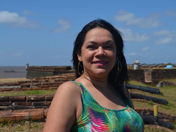 Cantora Patrícia Bastos vai se apresentar em Portugal, em novembro (Foto: Fabiana Figueiredo/G1)