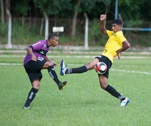 Rio branco-SP x XV de Piracicaba jogo-treino Bruninho (Foto: Sanderson Barbarini / Foco no Esporte)
