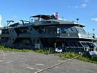 Navio-hospital da Marinha deve atender 20 mil pessoas no Acre