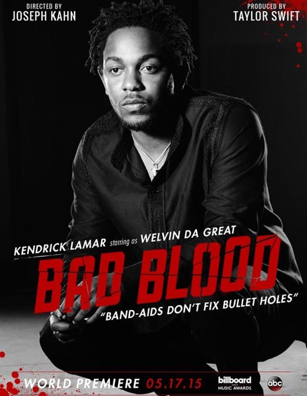 Kendrick Lamar é Welvin Da Great (Foto: Divulgação)