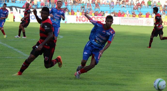 Jorginho - Enxuga Rato (Foto: Emanuele Madeira/GLOBOESPORTE.COM)