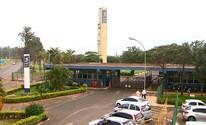 Funcionários da Iesa fazem greve por falta de pagamento e atraso de direitos (Reginaldo dos Santos/EPTV)