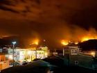 Justiça determina que governo ajude a combater fogo na Chapada