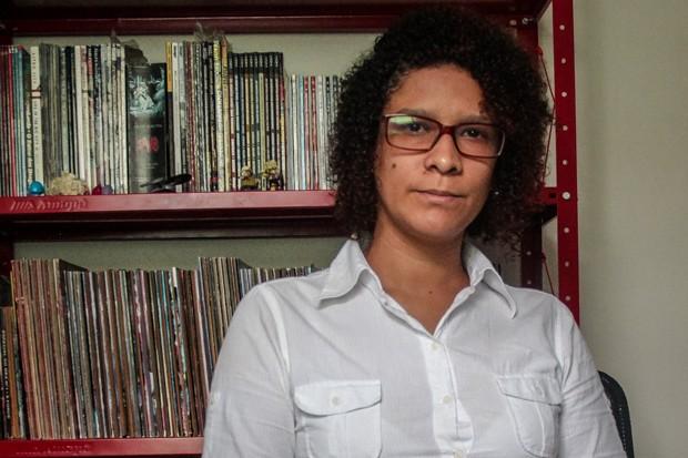 Dandara Palankof, de 30 anos, editora e tradutora das HQs 'Estranhos no paraíso' (Foto: Arquivo pessoal)