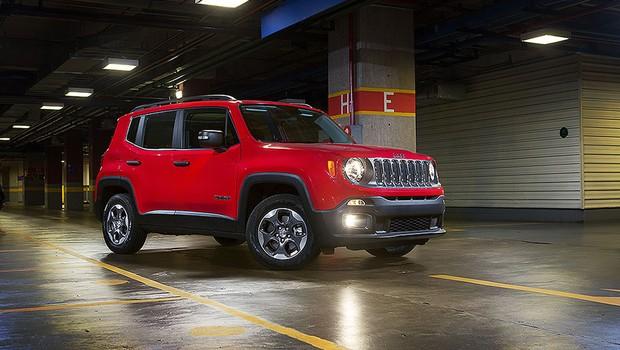 Jeep Renegade Sport (Foto: Marcos Camargo/Jeep)
