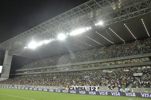 Arena Pantanal Bragantino e Corinthians (Foto: Christian Guimarães)