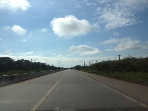 Sábado deve ser de sol e calor em Rondônia (Foto: Suzi Rocha/G1)