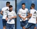 """Pizzi se prepara para enfrentar Messi, """"o mais transcendental da história"""""""