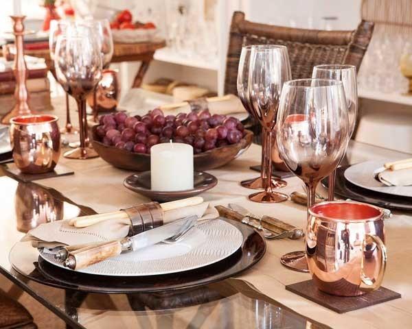 Mesas decoradas para festas (Foto: Divulgação)