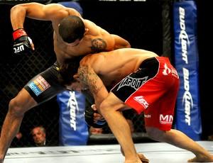 jose aldo chad mendes UFC RIO (Foto: André Durão / Globoesporte.com)
