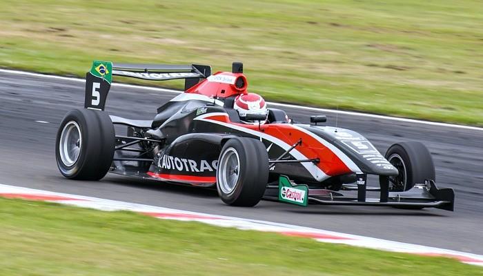 Pedro Piquet no Toyota Racing Series na Nova Zelândia