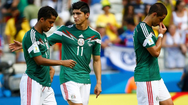 giovani dos santos mexico x holanda (Foto: Reuters)
